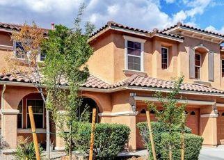 Pre Foreclosure in North Las Vegas 89031 SUMMIT CREEK AVE - Property ID: 1777025340