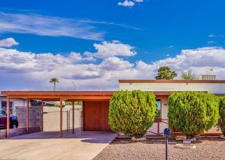 Pre Foreclosure in Tucson 85756 W ACADIA DR - Property ID: 1777058184
