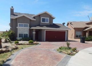 Pre Foreclosure in El Paso 79928 SUN CITY PL - Property ID: 1777211483