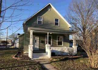 Pre Foreclosure in Decatur 46733 MARSHALL ST - Property ID: 1777298643