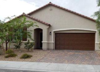 Pre Foreclosure in North Las Vegas 89031 FAIRYWREN DR - Property ID: 1777815899