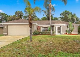 Pre Foreclosure in North Port 34288 HAFFENBERG AVE - Property ID: 1777957794