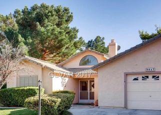 Pre Foreclosure in Las Vegas 89130 DIVOT PL - Property ID: 1778309933