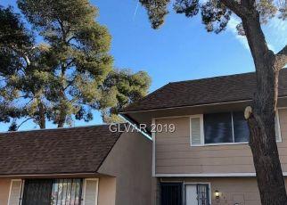 Pre Foreclosure in Las Vegas 89120 PARADISE VILLAGE WAY - Property ID: 1778313870