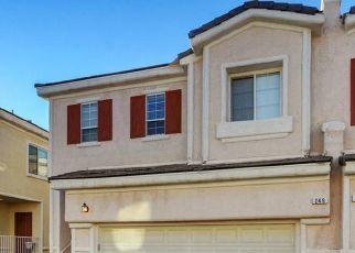 Pre Foreclosure in Henderson 89052 HOPEFUL RIDGE CT - Property ID: 1778324817