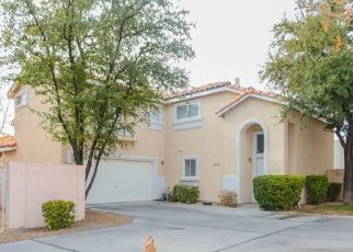 Pre Foreclosure in Henderson 89074 CLIFFWOOD DR - Property ID: 1778334447