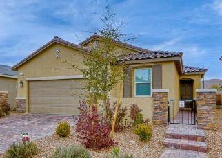 Pre Foreclosure in Henderson 89044 ARAGON TERRACE WAY - Property ID: 1778340583