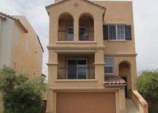 Pre Foreclosure in Las Vegas 89178 JUNO HILLS ST - Property ID: 1778346265