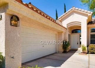 Pre Foreclosure in Las Vegas 89134 PRO PLAYERS DR - Property ID: 1778360733