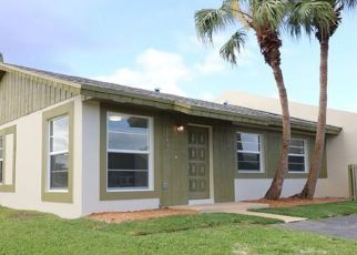 Pre Foreclosure in Miami 33186 SW 110TH S CANAL STREET RD - Property ID: 1778444825