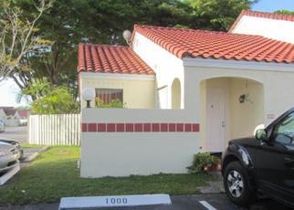 Pre Foreclosure in Homestead 33035 SAN REMO CIR - Property ID: 1778454451