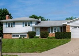 Pre Foreclosure in South Bend 46628 THUNDERBIRD CT - Property ID: 1778786885