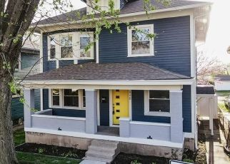 Pre Foreclosure in Indianapolis 46201 N ARSENAL AVE - Property ID: 1778793443