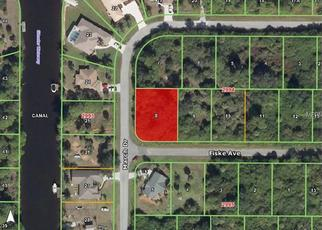 Pre Foreclosure in Port Charlotte 33953 MARCH DR - Property ID: 1779006743