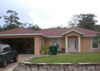 Pre Foreclosure in Naples 34120 WILSON BLVD N - Property ID: 1779117994