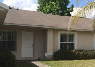 Pre Foreclosure in Clermont 34711 MOONFLOWER CT - Property ID: 1779157850