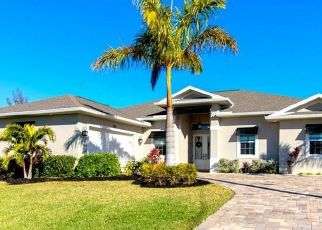 Pre Foreclosure in Cape Coral 33914 SW 30TH TER - Property ID: 1779240617