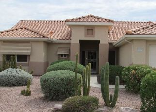 Pre Foreclosure in Sun City West 85375 N LA PAZ LN - Property ID: 1779481502