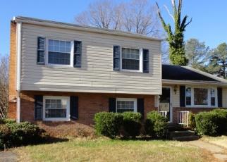 Pre Foreclosure in Richmond 23225 TARPLEY RD - Property ID: 1779585294