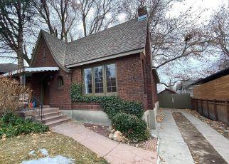 Pre Foreclosure in Salt Lake City 84105 E HARRISON AVE - Property ID: 1779793782