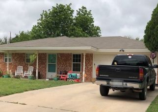 Pre Foreclosure in Big Spring 79720 CENTRAL DR - Property ID: 1779852464