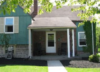 Pre Foreclosure in Reading 19606 HIGH ST - Property ID: 1780160358