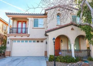 Pre Foreclosure in Henderson 89052 RADIANT FLAME AVE - Property ID: 1780673217