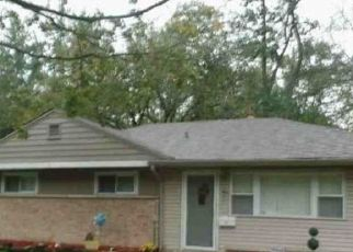 Pre Foreclosure in Park Forest 60466 MONEE RD - Property ID: 1780869891