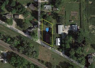 Pre Foreclosure in Crawfordsville 47933 E RAILROAD AVE - Property ID: 1780958797