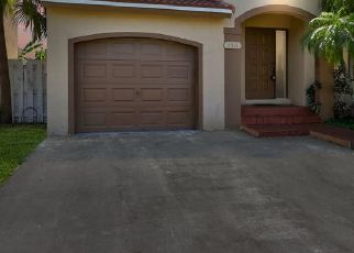 Pre Foreclosure in Fort Lauderdale 33323 NW 125TH TER - Property ID: 1781124336