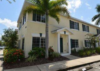 Pre Foreclosure in Bradenton 34212 CAPE HARBOUR LOOP - Property ID: 1781126985
