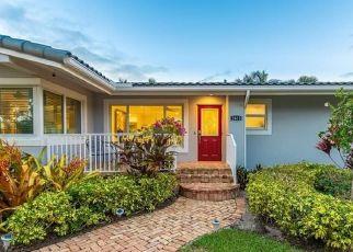 Pre Foreclosure in Pompano Beach 33064 NE 27TH ST - Property ID: 1781139223