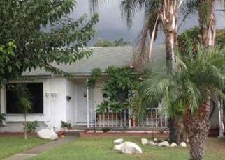 Pre Foreclosure in Pico Rivera 90660 CARRON DR - Property ID: 1781326687