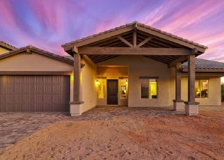 Pre Foreclosure in Phoenix 85086 W IRVINE RD - Property ID: 1781429162