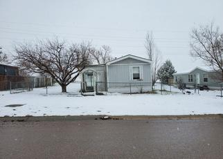 Pre Foreclosure in Gillette 82718 CHERYL AVE - Property ID: 1781489165