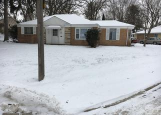 Pre Foreclosure in Park Forest 60466 OAK LN - Property ID: 1781686706