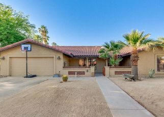Pre Foreclosure in Litchfield Park 85340 W VISTA PASEO DR - Property ID: 1781812847