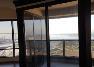 Pre Foreclosure in San Diego 92101 HARBOR DR - Property ID: 1781949937