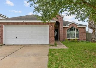 Pre Foreclosure in Katy 77449 EVERGREEN MEADOW CT - Property ID: 1781957365