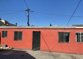 Pre Foreclosure in Los Angeles 90037 W 56TH ST - Property ID: 1782078691