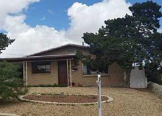 Pre Foreclosure in El Paso 79902 HIXSON ST - Property ID: 1782133433