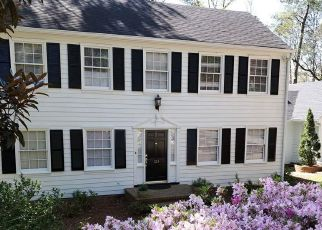 Pre Foreclosure in Atlanta 30328 RIVER PARK DR - Property ID: 1782365561