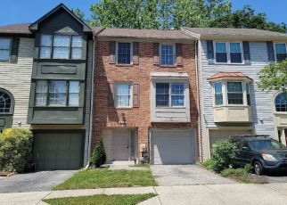 Pre Foreclosure in Bowie 20716 PLEASANT HILL LN - Property ID: 1782379576