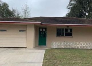 Pre Foreclosure in New Port Richey 34653 LIMAN DR - Property ID: 1782806602