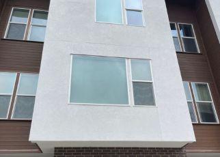 Pre Foreclosure in Dallas 75218 CORSAIR PL - Property ID: 1783889714