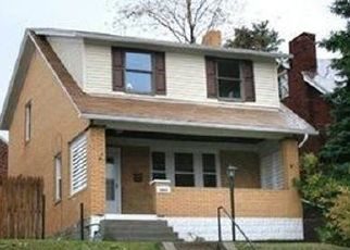 Pre Foreclosure in Pittsburgh 15227 PYRAMID AVE - Property ID: 1784424924