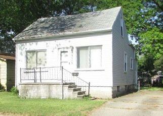 Pre Foreclosure in Hazel Park 48030 MELVILLE AVE - Property ID: 1784641718