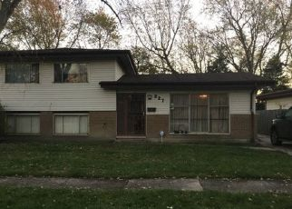 Pre Foreclosure in Park Forest 60466 KENTUCKY ST - Property ID: 1785240416