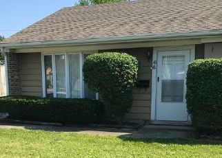 Pre Foreclosure in Park Forest 60466 MARQUETTE ST - Property ID: 1785332394