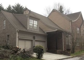 Pre Foreclosure in Atlanta 30328 CLIFTWOOD CT - Property ID: 1785709942